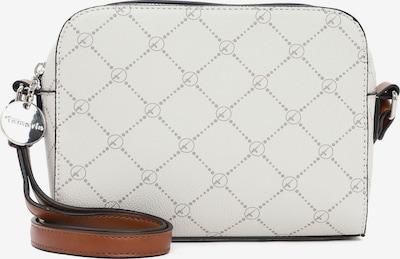 TAMARIS Tasche 'Anastasia' in ecru / braun, Produktansicht