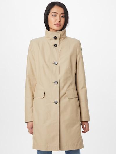 Demisezoninis paltas iš GIL BRET , spalva - smėlio, Modelio vaizdas