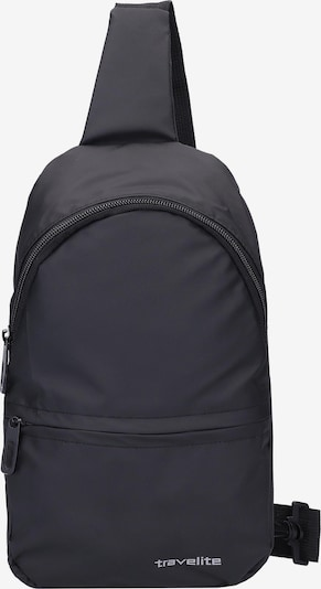TRAVELITE Schoudertas in de kleur Zwart, Productweergave