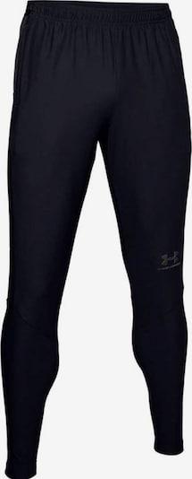 UNDER ARMOUR Sporthose ' UA Accelerate Pro Pant ' in schwarz, Produktansicht