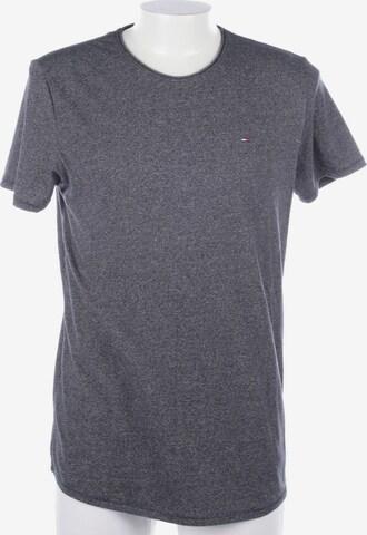 TOMMY HILFIGER T-Shirt in L in Grau