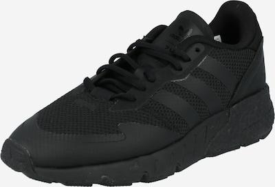ADIDAS ORIGINALS Zemie brīvā laika apavi 'Zx 1K Boost', krāsa - melns, Preces skats