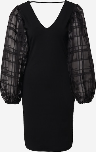 Love Copenhagen Kleid 'Meera' in schwarz: Frontalansicht