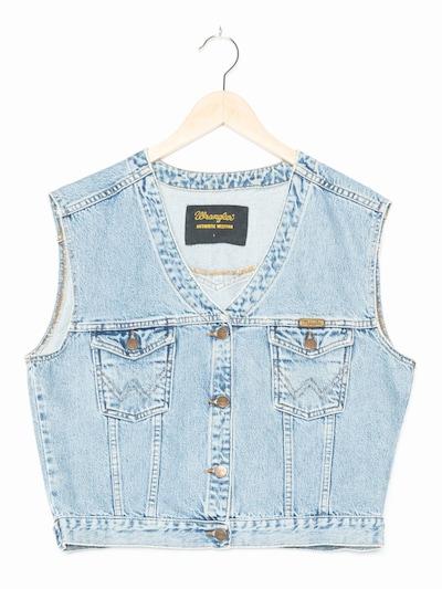 WRANGLER Jeansweste in L in hellblau, Produktansicht