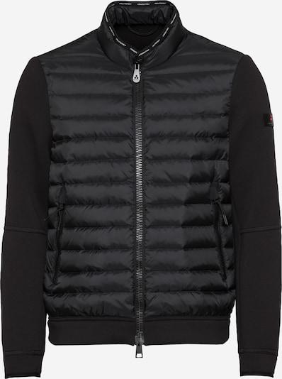 Peuterey Prehodna jakna | črna barva: Frontalni pogled