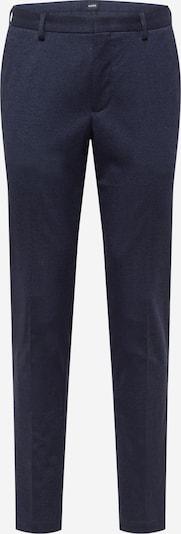 BOSS Buktētas bikses 'Kaito1', krāsa - tumši zils, Preces skats