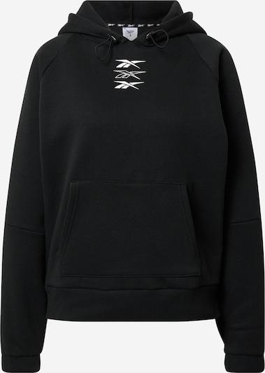 REEBOK Sportovní mikina 'Hannah' - černá / bílá, Produkt