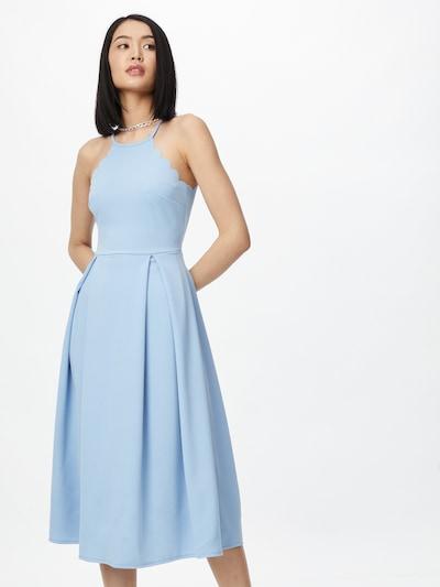 WAL G. Kleid in hellblau, Modelansicht