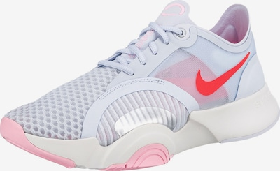 NIKE Sports shoe 'SuperRep Go' in Azure / Lobster / Pink / White, Item view