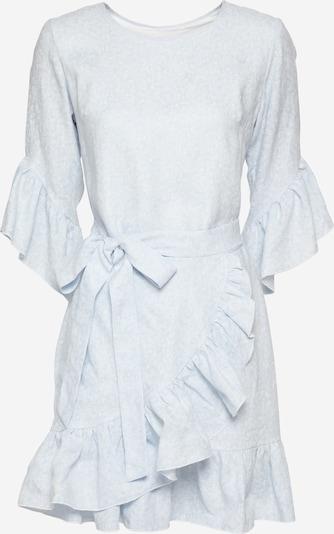 KAN Jurk 'INFINITE' in de kleur Azuur / Wit, Productweergave