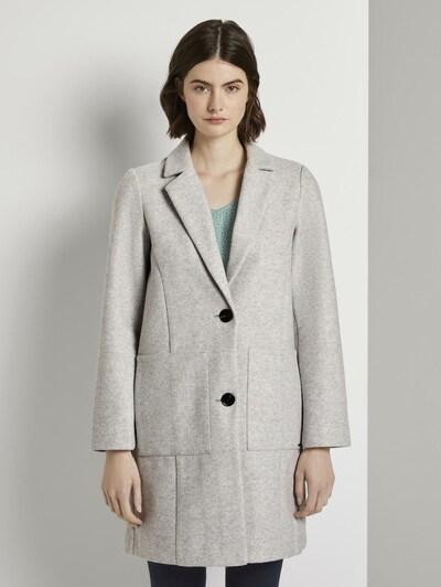 Rudeninis-žieminis paltas iš TOM TAILOR DENIM , spalva - pilka, Modelio vaizdas