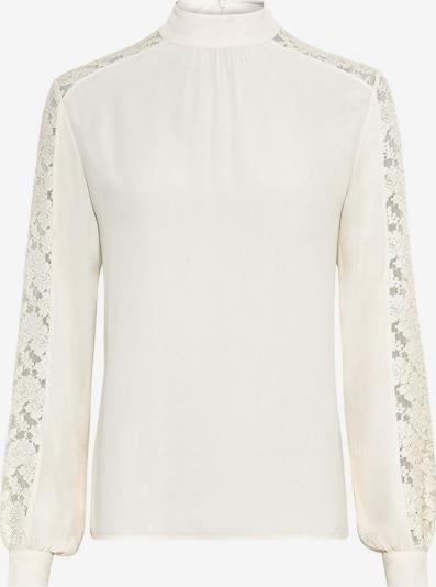 HALLHUBER Bluse in beige, Produktansicht