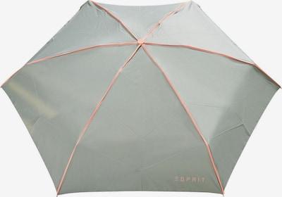 ESPRIT Parapluie en olive / orange, Vue avec produit