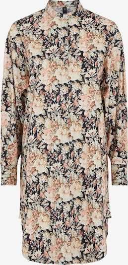 Y.A.S Bluse 'Billie' in mint / lachs / rosé / schwarz, Produktansicht