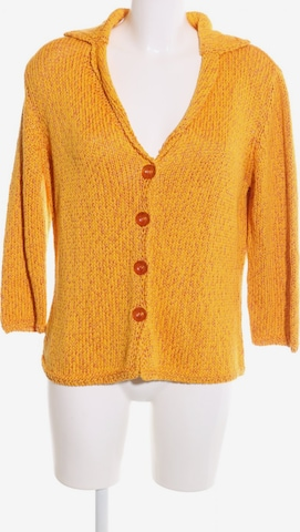 Uta Raasch Strick Cardigan in XL in Orange