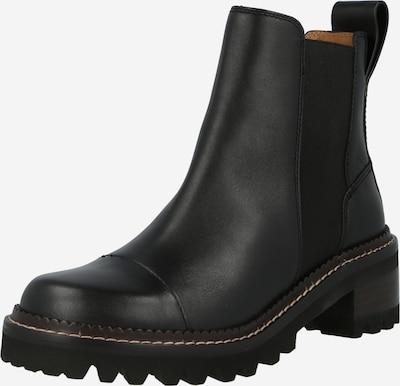 See by Chloé Chelsea boty 'MALLORY' - černá, Produkt
