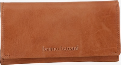 BRUNO BANANI Portemonnaie in cognac, Produktansicht
