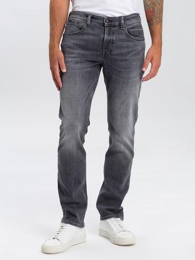 Cross Jeans Jeans ' Dylan ' in grey denim, Modelansicht