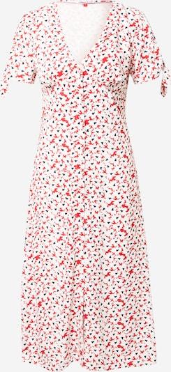 Tommy Jeans Kleid in dunkelblau / rot / weiß, Produktansicht