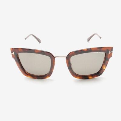 Tom Ford Sonnenbrille in One Size in beige / braun, Produktansicht