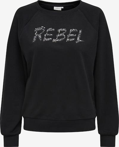 ONLY Sweatshirt 'ALEXA' in schwarz, Produktansicht