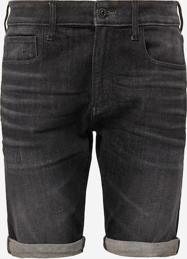 G-Star RAW Shorts '3301 Slim' in grey denim, Produktansicht