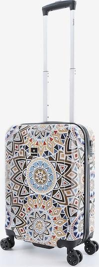 Saxoline Koffer 'Mosaic' in mischfarben, Produktansicht