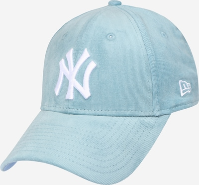 NEW ERA Cap '9FORTY' in hellblau / weiß, Produktansicht