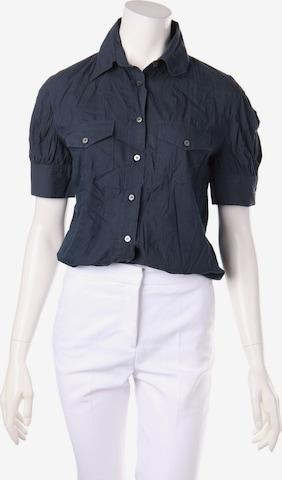 PINKO Top & Shirt in M in Blue