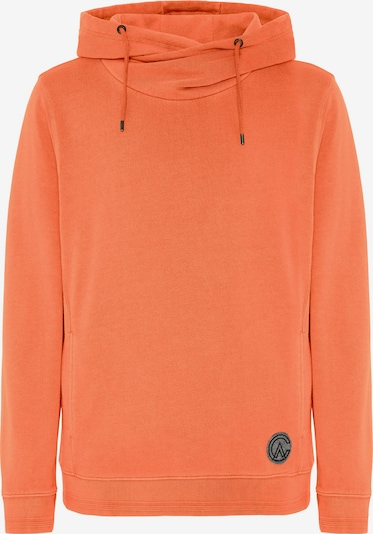 CHIEMSEE Športna majica 'LENOK 1' | oranžna barva, Prikaz izdelka