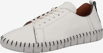 SHABBIES AMSTERDAM Athletic Lace-Up Shoes in White
