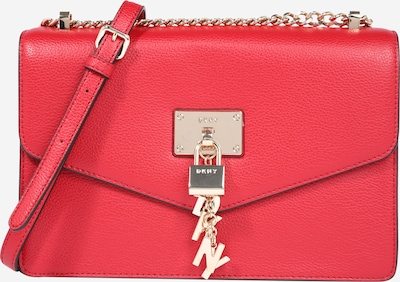 DKNY Sac à bandoulière 'Elissa' en rouge, Vue avec produit
