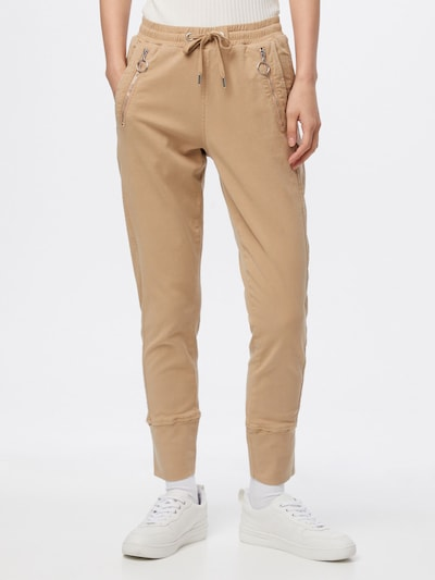 Cartoon Hose in beige, Modelansicht