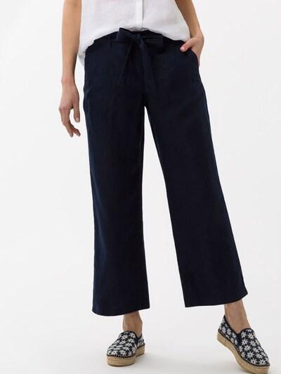Pantaloni 'Maine' BRAX di colore navy, Visualizzazione modelli