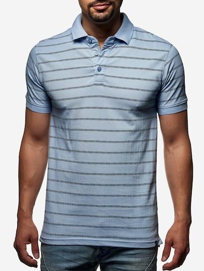 INDICODE JEANS Shirt in de kleur Lichtblauw, Productweergave