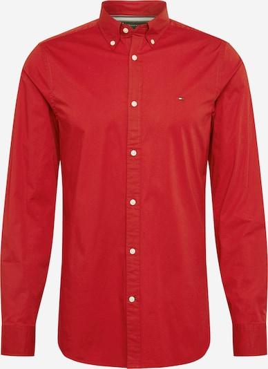 TOMMY HILFIGER Hemd in rot, Produktansicht