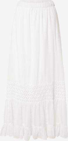 Tally Weijl Skirt in White