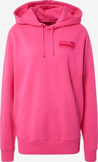 HUGO Mikina 'Dasweater' - pink / pitaya, Produkt