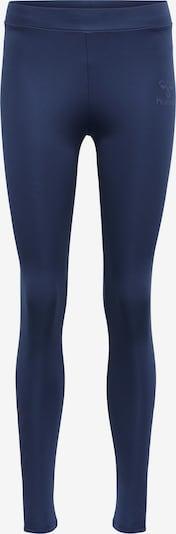 Hummel Poly Pants Woman in blau, Produktansicht