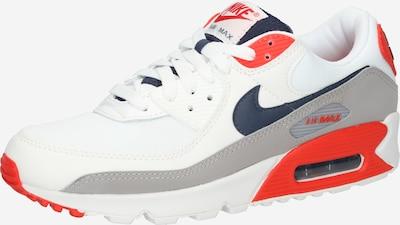 Nike Sportswear Nízke tenisky 'Air Max 90' - tmavomodrá / sivá / červená / biela, Produkt