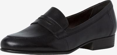TAMARIS Classic Flats in Black, Item view