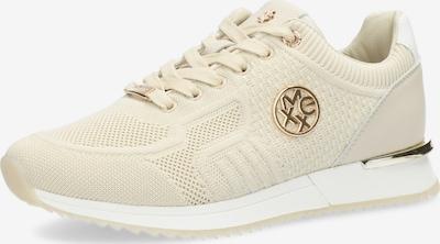 Sneaker bassa 'GITTE' MEXX di colore sabbia, Visualizzazione prodotti
