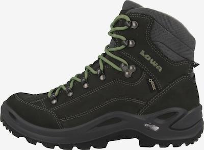 LOWA Boots 'Renegade' in graphit / oliv, Produktansicht