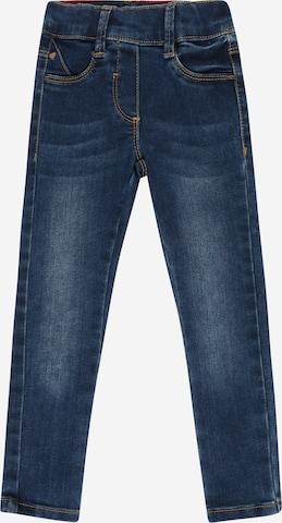 s.Oliver Jeans i blå