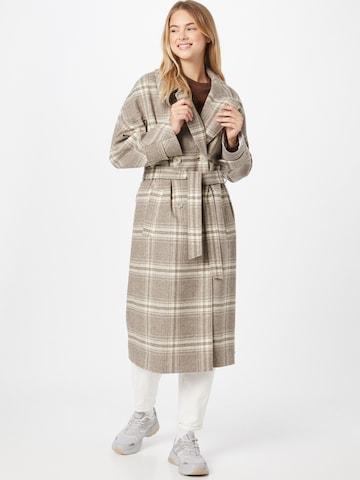s.Oliver Between-Seasons Coat in Beige