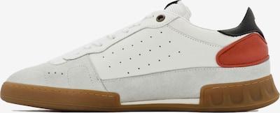 EKN Footwear Madalad ketsid 'Alder' valge, Tootevaade