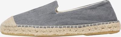 Scalpers Espadrilles in beige / taubenblau, Produktansicht