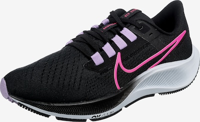 NIKE Laufschuh in rosa / dunkelpink / schwarz, Produktansicht
