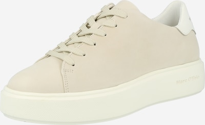 Marc O'Polo Sneakers 'Cora' in Beige / White, Item view