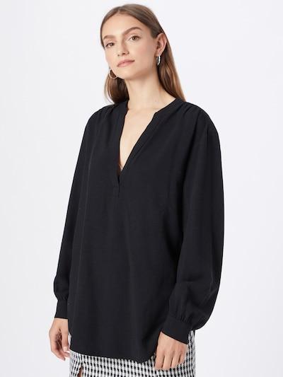 GAP Bluse in schwarz, Modelansicht